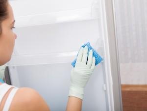 冷蔵庫の掃除2