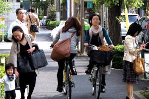 自転車の取締り1